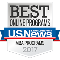 US News and World Report Best Online Programs - MBA Program 2017