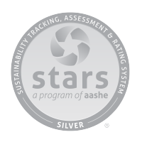 Silver - Sustainability Tracking, Assessment and Rating system - AASHE