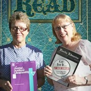USFSP library faculty Deborah Henry and Tina Neville will receive the 2015 FLA Library Research Award from the Florida Library Association.