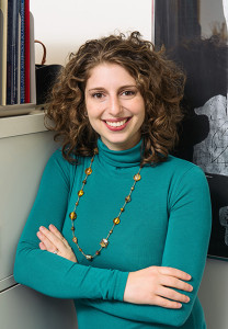 A photo of Dr. Wendy Rote, wearing a green turtleneck