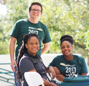 Week of Welcome - Move In Day at USFSP