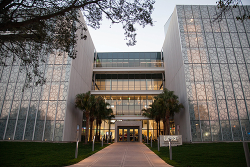 Usfsp College Of Business Building Receives Leed Gold