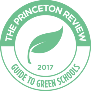 Princeton Review Guide To Green