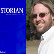 History Professor Adrian O'Connor is the new editor of the prestigious international journal, The Historian.
