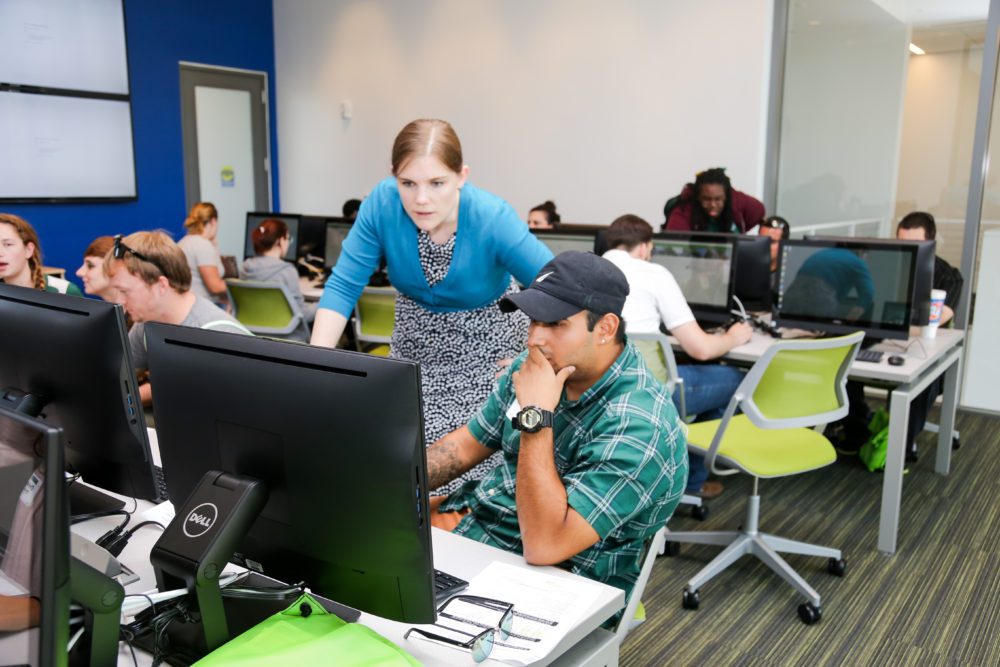 The Center will offer students a state-of-the-art venue to analyze stocks, refine investment pitches to industry veterans and apply skills learned in class towards managing clients' actual wealth.