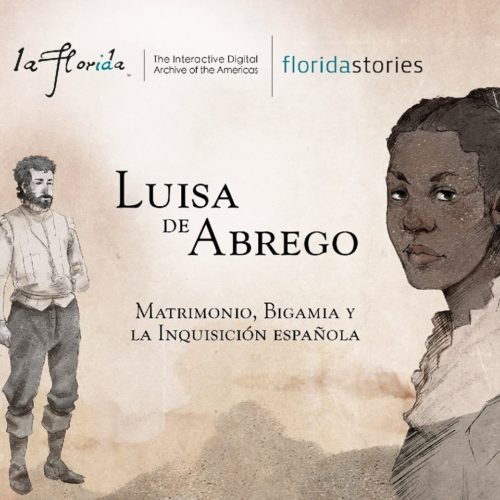A photo preview of one of the many short videos found in La Florida: The Interactive Digital Archive of the Americas, which highlights numerous lives, key events and gripping stories from early Spanish Florida.