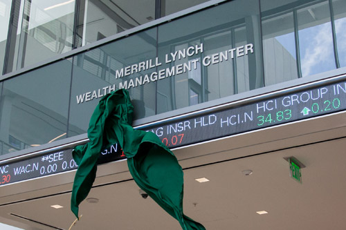 Merrill Lynch Unveiling