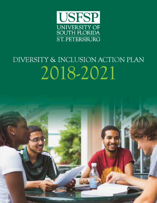 USFSP Diversity and Inclusion Action Plan 2018-2021