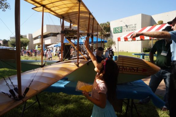 Attendees at this year's festival will dive into energetic activities and experiments representing Science, Technology, Engineering, Art and Mathematics fields (STEAM).