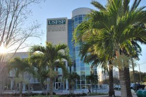 University Student Center on USFSP Campus