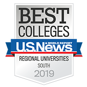 US News and World Report REgional Universities South 2019 - Best Colleges