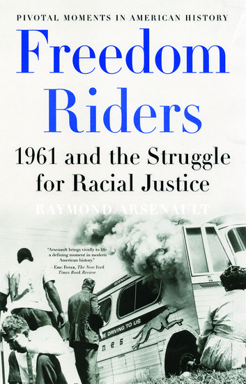 """Arsenault spent nearly eight years researching the events of 1961 and interviewing more than 200 individuals who took part in the rides, which led to the publication of """"Freedom Riders: 1961 and the Struggle for Racial Justice"""" in 2006."""
