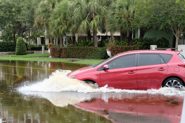Consumers significantly underestimate their risk level of flooding, leading many to forego flood insurance, according to a national survey.