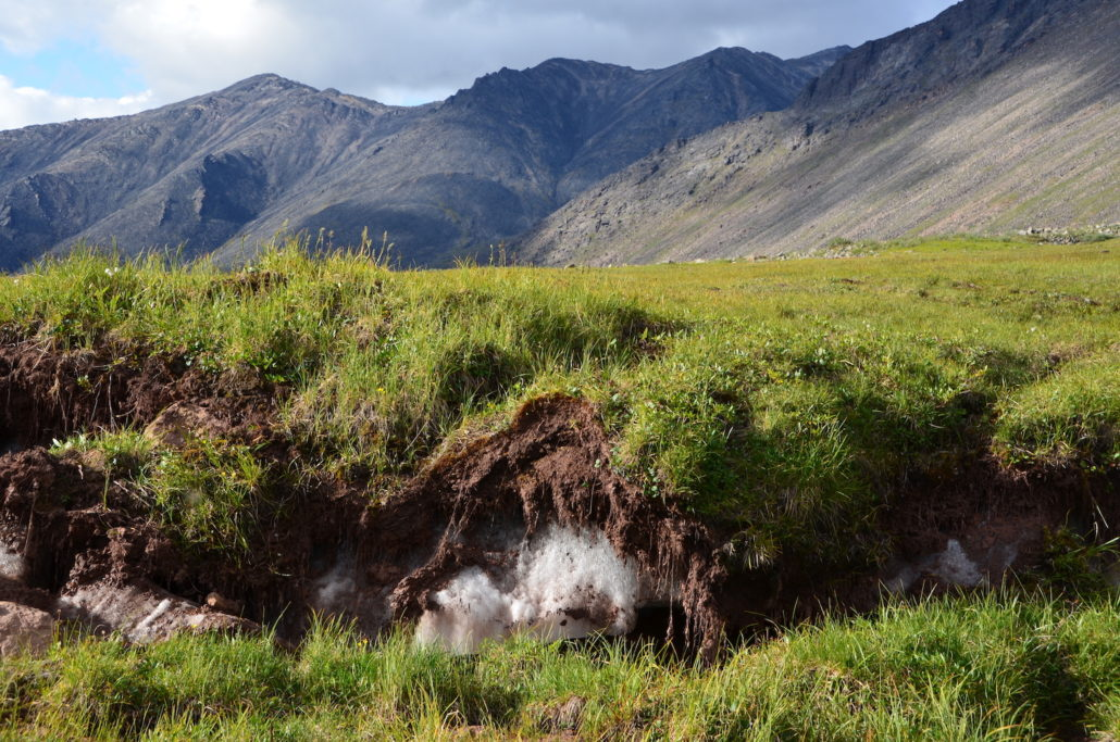 A new study predicts that by 2200, the mercury emitted into the atmosphere annually by thawing permafrost could compare with current global anthropogenic emissions under a high emissions scenario.