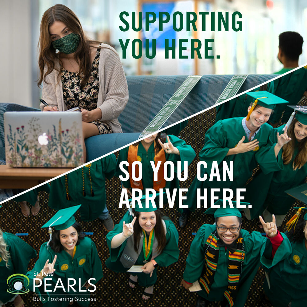 St. Pete Pearls aims to provide the resources necessary to support roughly 120 students across USF campuses who have experiences in the foster care system.