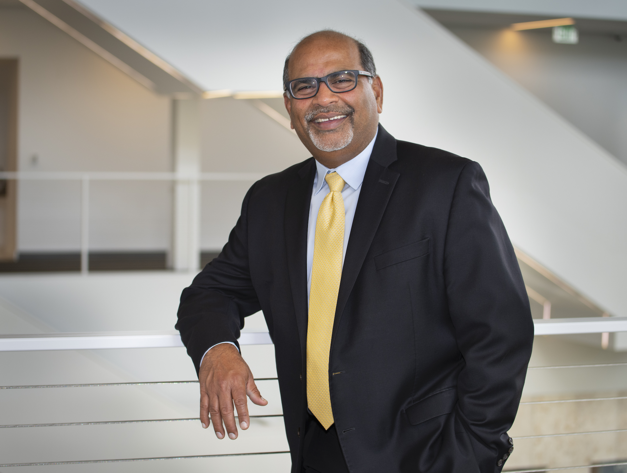 Dean Sri Sundaram is the first person from outside of the business community to be named chair of the Board of Governors for the St. Petersburg Chamber of Commerce.